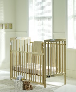 Maria Folding Cot Side Down